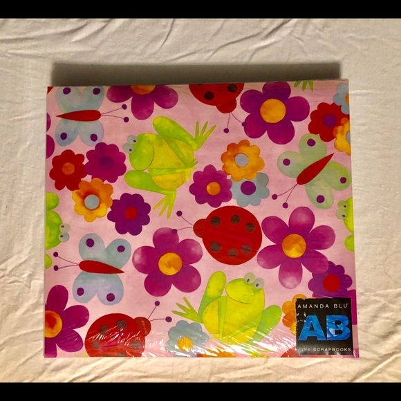 Amanda Blu AB Other - 12x12 Scrapbook